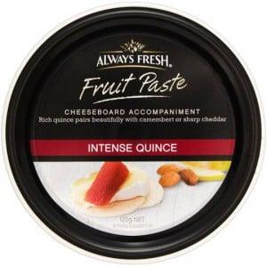 Always Fresh Relish Quince Paste