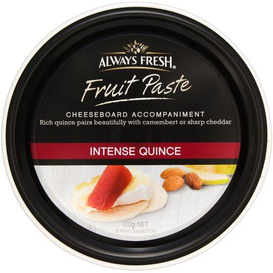 Always Fresh Relish Quince Paste
