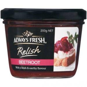 Always Fresh Relish Beetroot