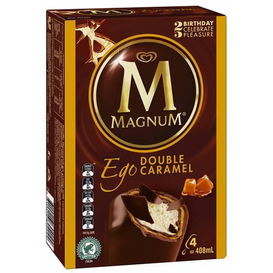 Streets Magnum Ice Cream Ego Caramel