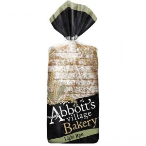 Abbott's Village Bakery Light Rye Bread