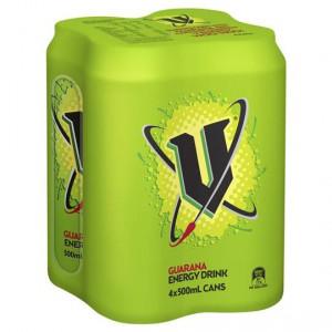 V With Guarana