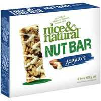 Nice & Natural Nut Bar Yoghurt
