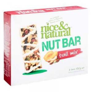 Nice & Natural Nut Bar Trail Mix