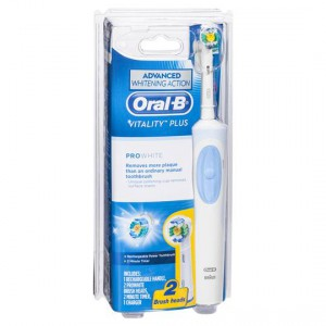 Oral-b Vitality Plus Pro White D12.523w Rechargeable Brush