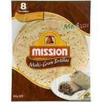 Mission Ingredients Tortillas Multigrain