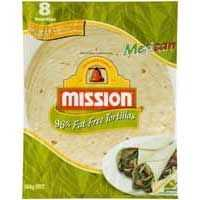 Mission Ingredients 96% Fat Free