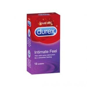 Durex Condoms Intimate Feel