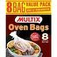 Multix Oven Bags Regular