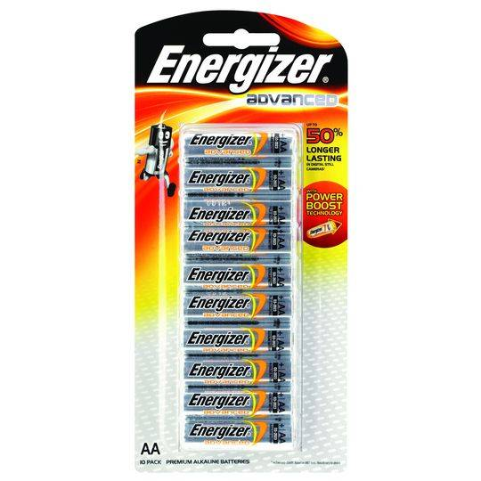 Energizer Advanced Aa Batteries
