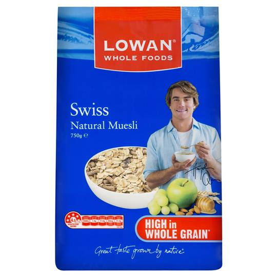 coolmom reviewed Lowan Swiss Muesli
