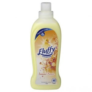 Fluffy Fabric Softener Ultra Conc Summer Breeze