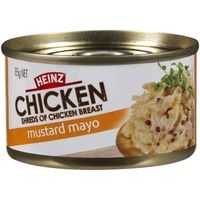 Heinz Chicken Shredded Mustard Mayo