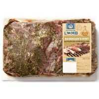 Lamb Shoulder Roast Butterflied Mint & Rosemary