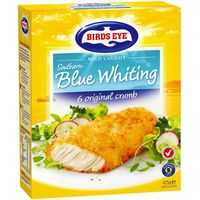 Birds Eye Oven Bake Crumbed Southern Blue Whiting
