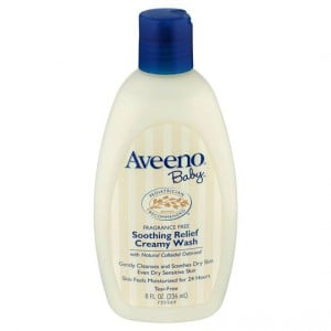 Aveeno Baby Wash Soothing Relief Creamy Wash