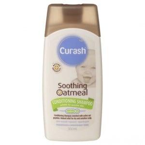 Curash Hair Care Soothing Oatmeal Shampoo
