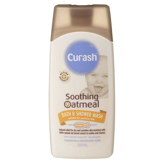 Curash Wash Soothing Oatmeal