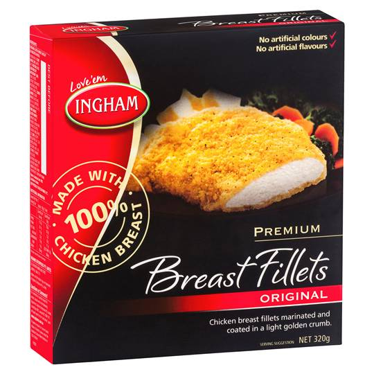 Ingham Chicken Pieces Breast Fillet
