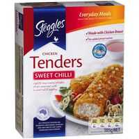Steggles Chicken Pieces Tenders Sweet Chilli