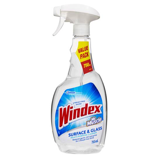 Windex Surface & Glass Cleaner