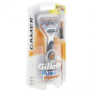 Gillette Fusion Power Gamer Razor