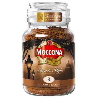 Moccona French Style Coffee