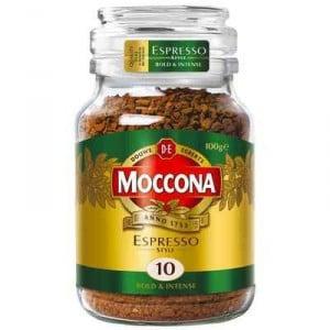 Moccona Espresso Style Coffee