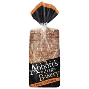 Abbott's Village Bakery Grainy Wholemeal Bread