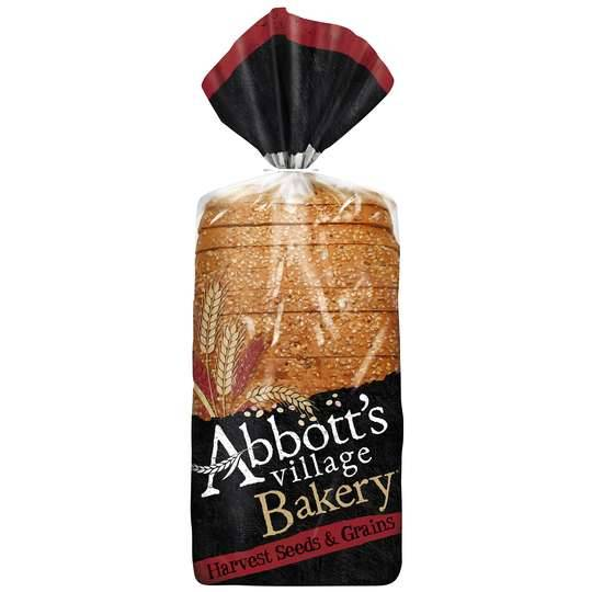Abbott's Village Bakery Harvest Seeds & Grains Bread