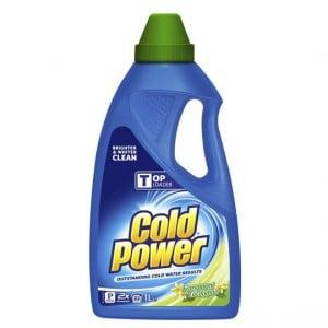 Cold Power Top Loader Frangipani & Eucalyptus Liquid