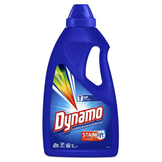Dynamo Regular Laundry Liquid Top Loader