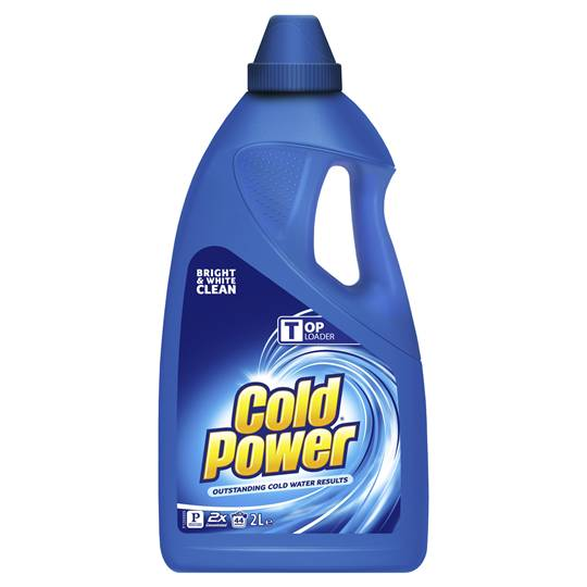 Cold Power Top Loader Liquid Regular