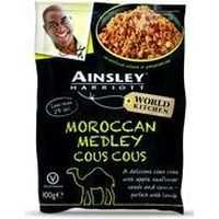 Ainsley Harriot Cous Cous Moroccan Medley