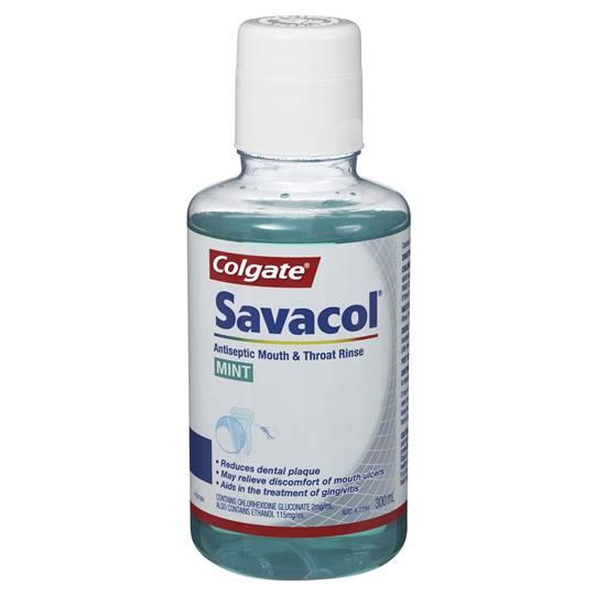 Colgate Savacol Mouthwash Original