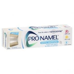 Sensodyne Pronamel Toothpaste Gentle Whitening