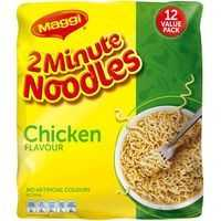 Maggi Chicken 2 Minute Noodle Value Pack
