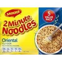 Maggi Oriental 2 Minute Noodles