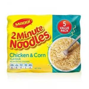 Maggi Chicken & Corn 2 Minute Noodles