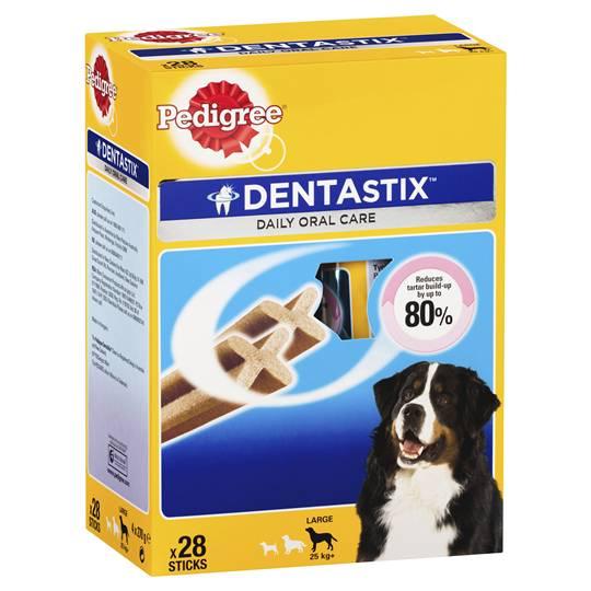 Pedigree Treat Dentastix Large Dog