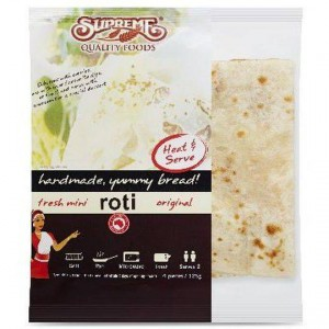 Supreme Foods Roti Mini