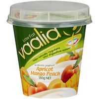 Vaalia Apricot Mango Peach Yoghurt