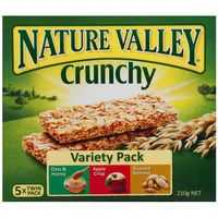 Nature Valley Crunchy Bars