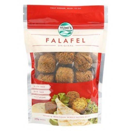 Yumi's Falafel Balls Pouch Bag