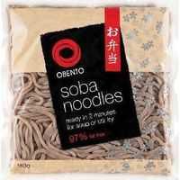 Obento Japanese Noodles Soba
