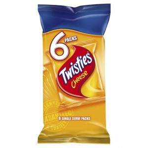 Twisties Multipack Cheese