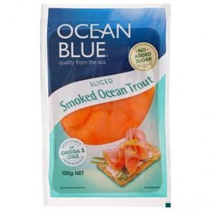 Ocean Blue Ocean Trout Smoked