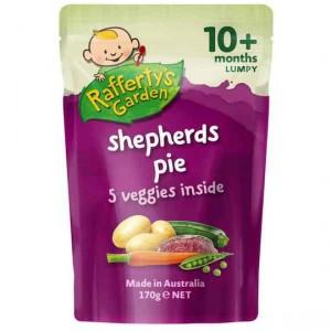 Rafferty's Garden Food 10 Months Shepherds Pie