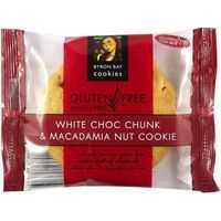 Byron Bay Cookies Gluten Free White Choc Mac Nut