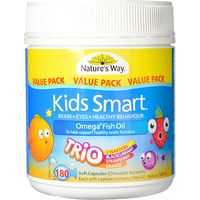 Nature's Way Kids Smart Trio